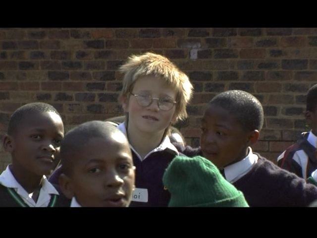 Documentary about a German School in Johannesburg.