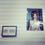 "ANNE GORKE ""LookBook Shooting SS14″"