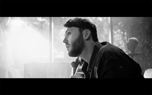 "James Arthur ""Say you won't let go"""